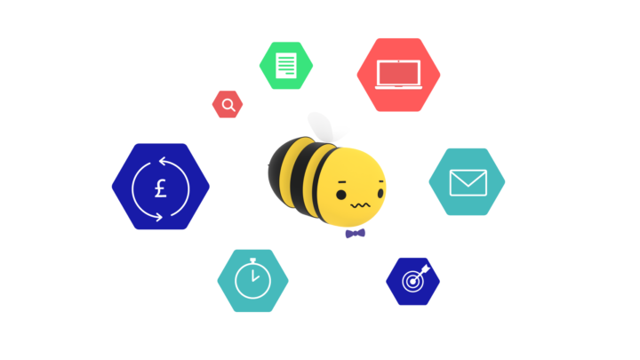 Barry The Bee looking at the challenges of launching a recruitment business